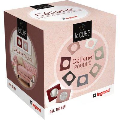 Cube Céliane Poudré