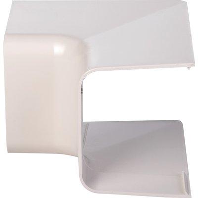 Angle intérieur 90° plastique rigide beige