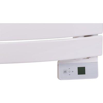 Sèche-serviette électrique Nefertiti Intégral et digital étroit