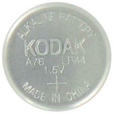 Pile alcaline Kodak - LR44 - Tension 1,5 V