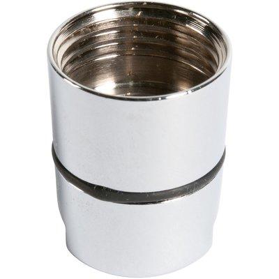 Écrou cylindrique pour flexible au mètre
