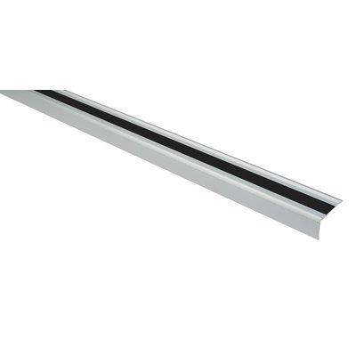 Nez de marche en  aluminium 52 x 30 percé fraisé