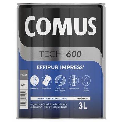 Impression acrylique microporeuse dépolluante EFFIPUR IMPRESS' 10l