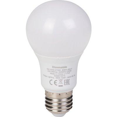 Ampoule à LED Master LEDbulb DT - Culot E27 - Puissance 9 W