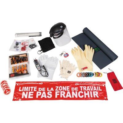 Kit de protection NFC 18510 habilité BR