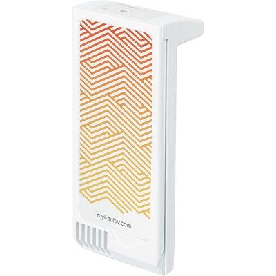 Module Intuitiv pour fonction radiateur connecté Airelec - Blanc