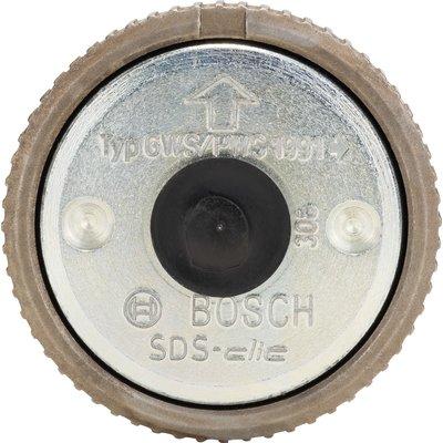 Ecrou de serrage rapide SDS-clic Bosch - M14 - Pour meuleuse angulaire