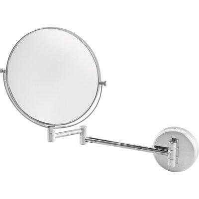 Miroir double face mural - Fiesta - Diamètre 20 cm