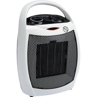 Radiateur soufflant céramique avec ventilation froide Varma - 1500 W - Gris