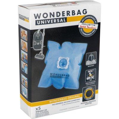 Sac universel Wonderbag Classic Rowenta - Boîte de 5 sacs - WB406120