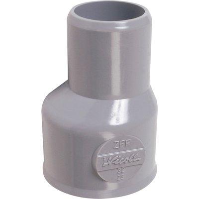 Manchette de réparation Nicoll - Mâle - NF Me - Femelle 32 mm - Mâle 25 mm