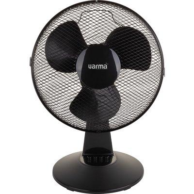 Ventilateur à poser - 30 W - Noir
