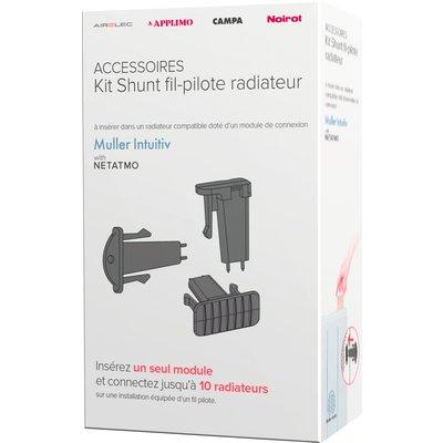 Kit Shunt fil-pilote radiateur NEN930AAA - Compatible radiateurs ECOcontrol