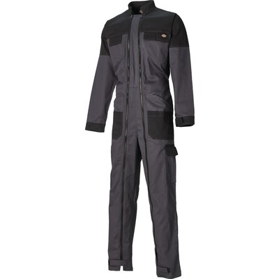 Combinaison de travail double zip Grafter Duo Tone Dickies - 100 % Coton -