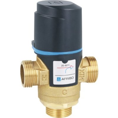 Mitigeur thermostatique ATM 343 Eurojauge - DN20 - Plage de réglage 35 - 60