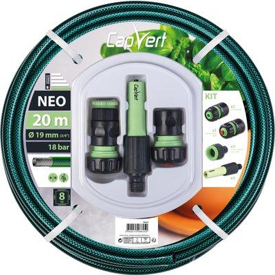 Batterie tuyau d'arrosage - Néo