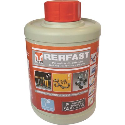 Polymère de soudure Rerfast sans dépolissage Girpi - 250 ml