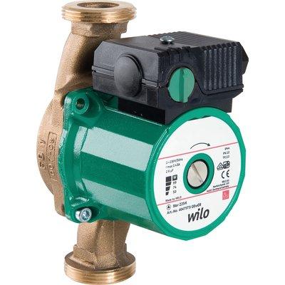 Circulateur pour eau chaude sanitaire Star-Z 25/6-3 - Entraxe 180 mm - Mâle