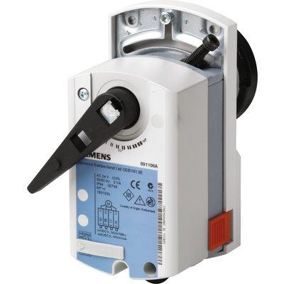 Servomoteur électrique rotatif pour commande à action progressive Siemens -