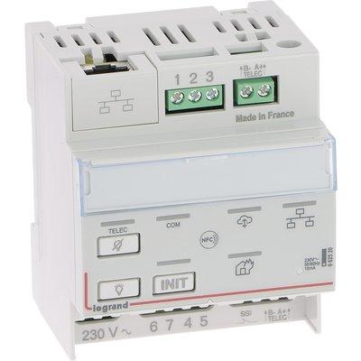 Télécommande modulaire multifonctions Legrand - Connectée - IP pour bloc d'