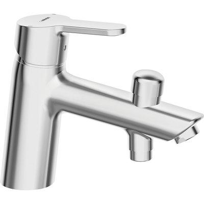 Mitigeur bain-douche monotrou Hansaprimo