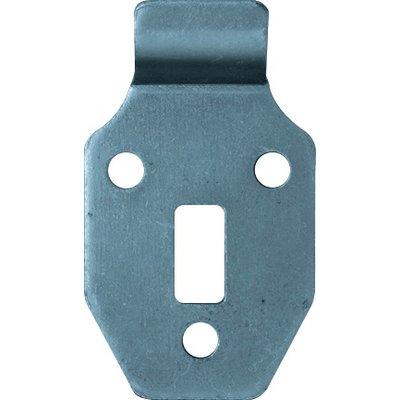 Patte de fixation pour support de lavabo - 3mm