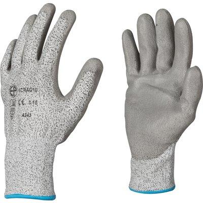 Gants anti-coupures nylon NCY Eutotechnique - Gris - Taille 8