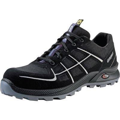 Chaussure de sécurité basse Victory LX - Noir et gris