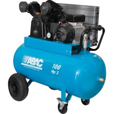 Compresseur à piston - Réservoir 100 L - Puissance 3 CV
