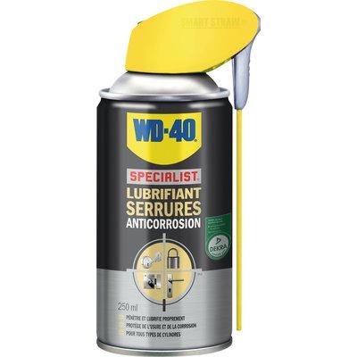 WD 40 Lubrifiant serrures - Aérosol  250 ml
