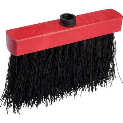 Tête de balai Piassava - Longueur de fibre 14 cm