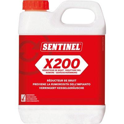 Détartrant X200 - Spécial chaudière de chauffage central