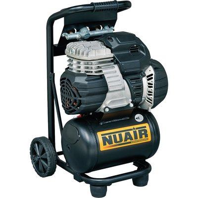 Compresseur à piston débruité type SIL AIR OL244/10PCM Sectoriel - 10 litre