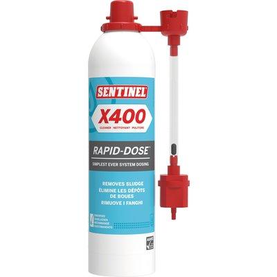 Désembouant X400 - Spécial chauffage central