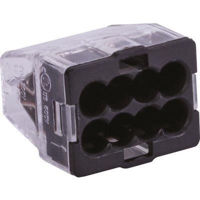 Mini borne de connexion - Translucide