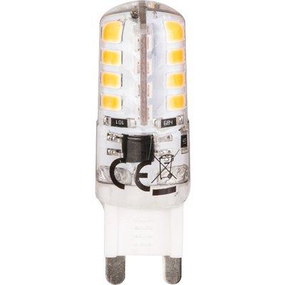 Pack d'ampoule à LED - Culot G9 - Consommation 2,5 W - 250 lumen