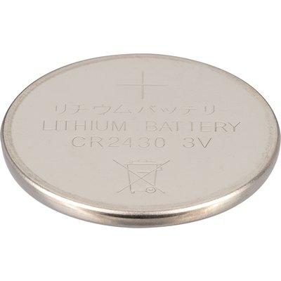Pile bouton Lithium Univercel - CR2430 - 3 V