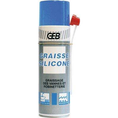 Graisse silicone - Pour robinetterie sanitaire