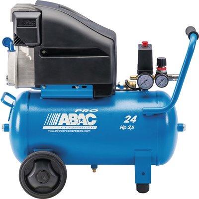 Compresseur à piston Pro pole position L25P - Abac - 24 litres
