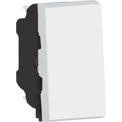 Interrupteur ou va-et-vient 10 AX Legrand - 250 V - 1 module - Easy-Led - M
