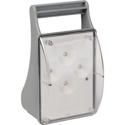 Lampe LED portable LP50 Luminox - IP44 - 50 lm-  Batterie