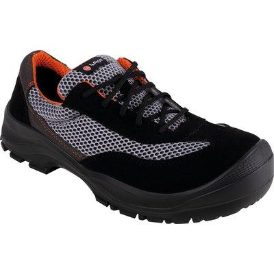 Chaussures basses de sécurité Pacaya - Norme S1P - Noir et gris