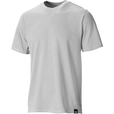 T-shirt de travail - Manches courtes - Ample - Coton