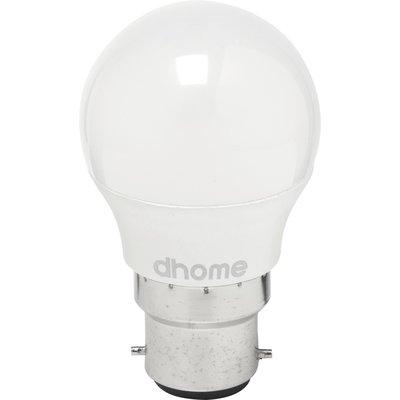 Ampoule LED sphérique - B22