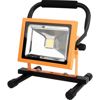 Projecteur LED de chantier rechargeable 3000 lm