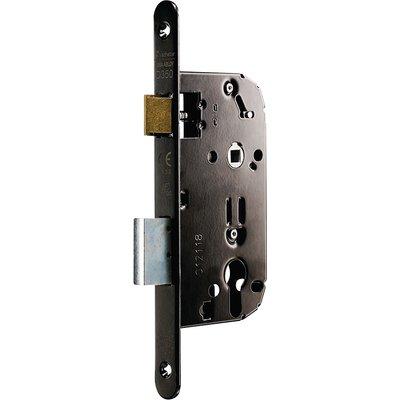 Serrure mécanique à mortaiser monopoint D355