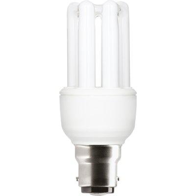 Ampoule fluocompacte Stick T3 - Tension 230 V