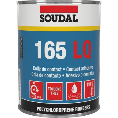 Colle néoprène 165LQ - Liquide