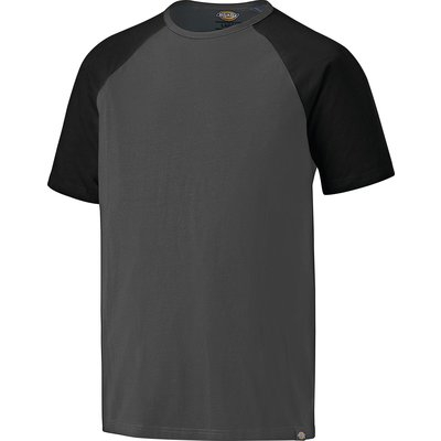 T-shirt de travail style Baseball two tone temp-IQ