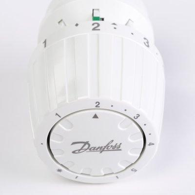 Tête de robinet thermostatique RA 2990 de radiateur - Bulbe incorporé
